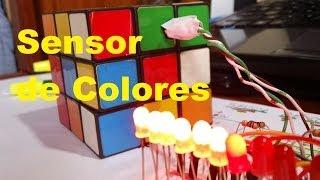 Circuito Sensor de Colores (Como se hace)