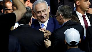 Benjamin Netanyahu wins election
