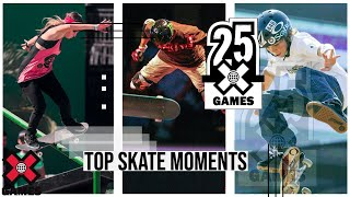 TOP SKATEBOARDING MOMENTS: 25 Years of X | World of X Games