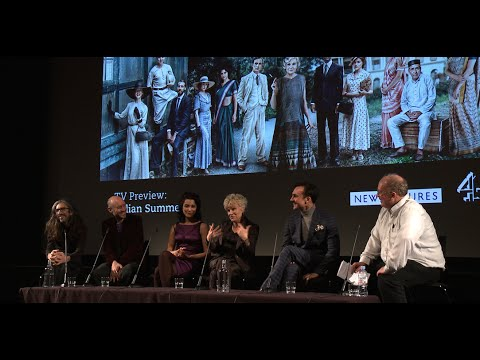 Indian Summers cast and crew Q&A  BFI