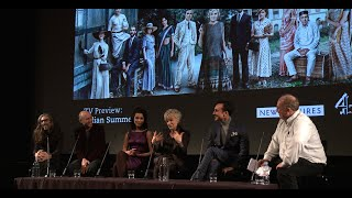 Indian Summers cast and crew Q&A | BFI