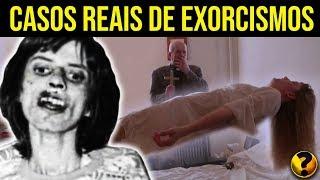 OS 5 MAIS FAMOSOS CASOS REAIS DE EXORCISMOS !!
