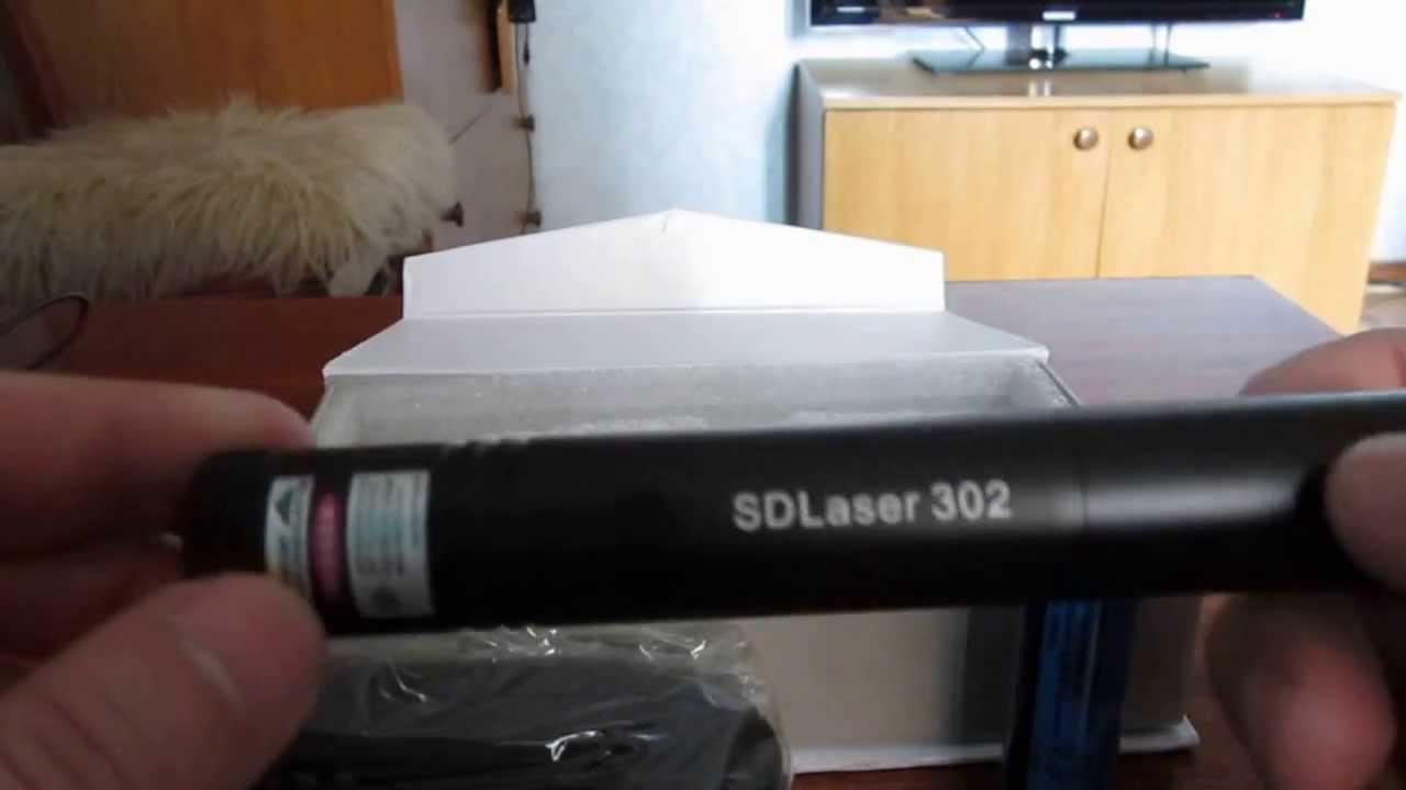 Лазерная указка S3 Spyder III Arctic - YouTube