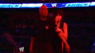 WWE - SMACKDOWN -  09/03/12 - Randy Orton saved Aksana from Kane