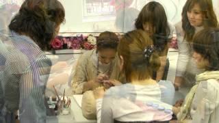 愛知県名古屋市にあるネイルスクール♡ Mainmodeネイルカレッジ http://w...