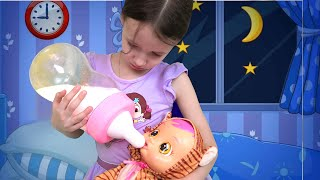 Hush a Bye Baby | 동요와 아이 노래  어린이 교육 Ulya Liveshow
