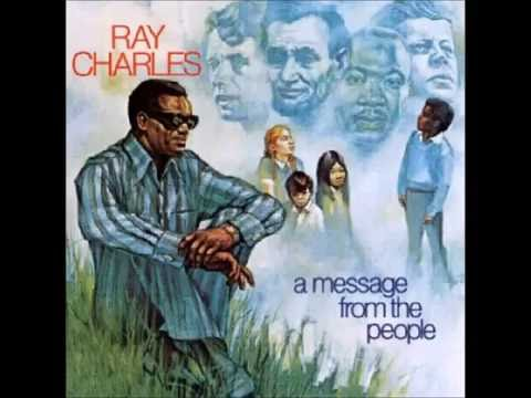 Ray Charles - A Message From The People [Full Album]