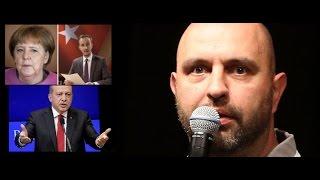 Serdar Somuncu klartext zu Merkel/Erdogan und Böhmermanns Schmähgedicht