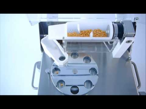 CIW 6.2 - Automatic weight check for tablets and capsules