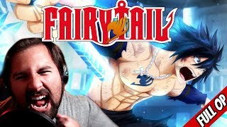Fairy Tail OP ENGLISH Strike Back FULL Cover Caleb