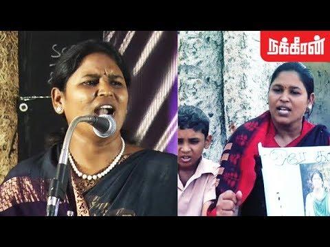 Teacher Sabarimala Stunning Speech | Justice for Anitha | Tamilnadu against NEET