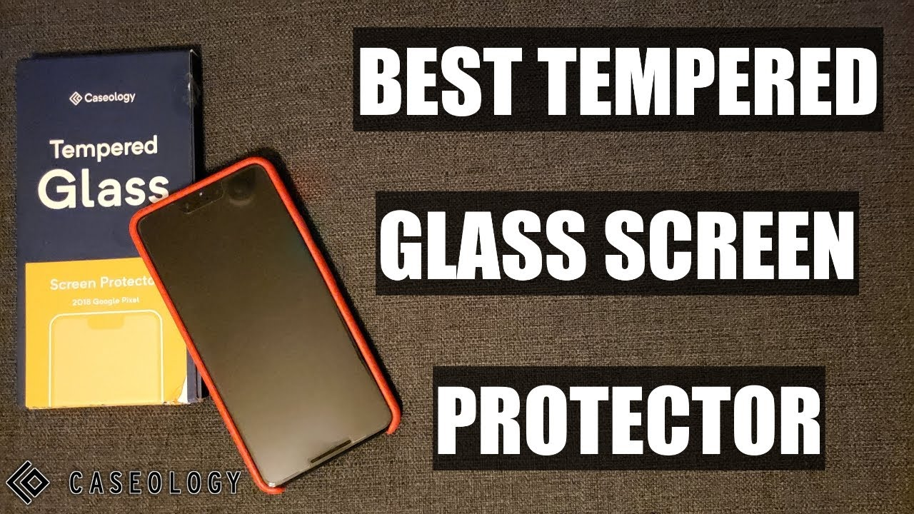 cheap for discount 30628 60034 Best Tempered Glass Screen Protector From Caseology #Pixel3XL #teampixel