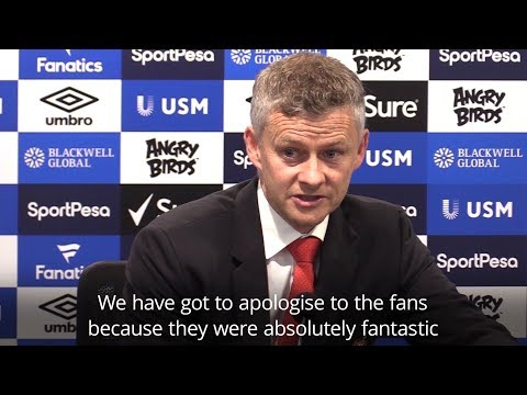 Ole Gunnar Solskjaer - 'United Players Let The Fans & The Club Down'