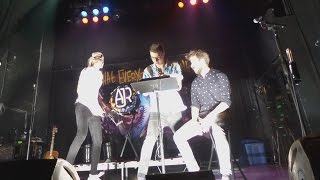 ajr nyc 3 12 17 full show what everyone s thinking tour