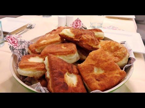 Brzi uštipci bez čekanja - uštipci bez kvasca - razvijani uštipci - Balkan pancakes