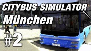 Thumbnail für das City Bus Simulator München Let's Play