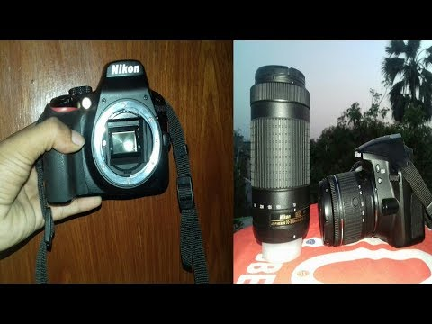 Cleaning Dslr Sensor And Mirror In Hindi