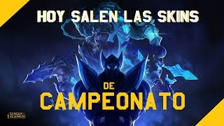 HOY salen ZED y RIVEN de CAMPEONATO | Noticias League Of Legends