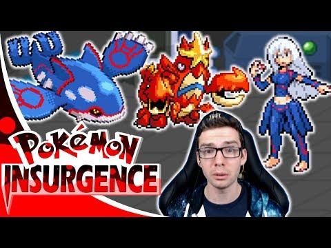 CRAZY Plot Twist!! Pokemon Insurgence Let's Play Episode 24