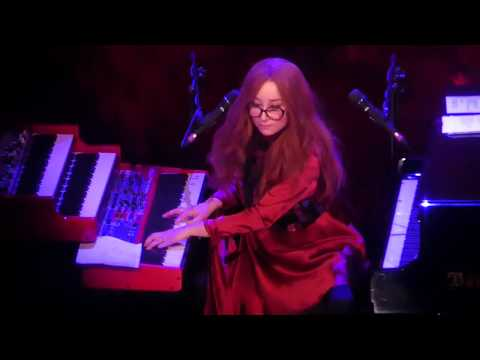 """Flying Dutchman & Suede & You Spin Me Round"" Tori Amos@Tower Upper Darby, PA 11/4/17"