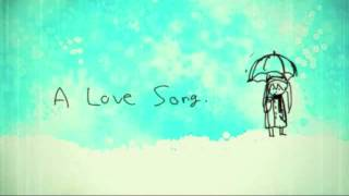 A Love Song. (it
