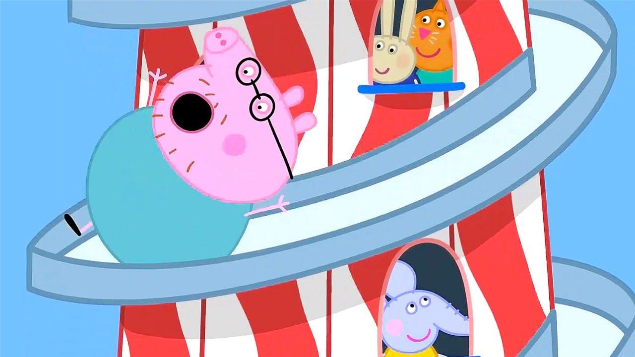 Peppa Pig ? Eğlence ve oyunlar ? Programının en iyi bölümleri | Çocuklar için Çizgi Filmler