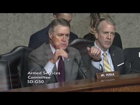 Senator David Perdue Honors Heroes Who Made The Ultimate Sacrifice