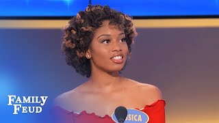 OMG! Here's the worst thing women did on a DATE! | Family Feud