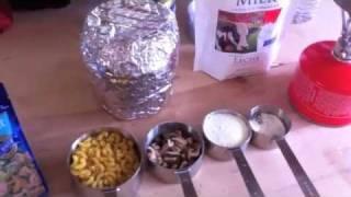 Trail Tuna Noodle Casserole