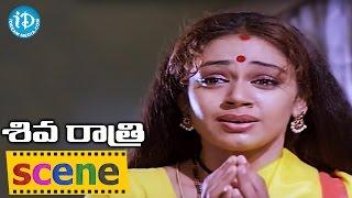 Shivaratri Movie Scenes - Shobana Classical Dance Performance || Sarath Babu || Rama Narayana
