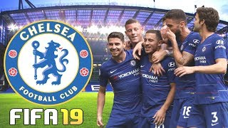 FIFA 19: CHELSEA CAREER MODE - EP4 | FIRST LEAGUE GAMES!