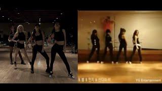2NE1 & Black Pink [DANCE PRACTICE]  Pre-debut