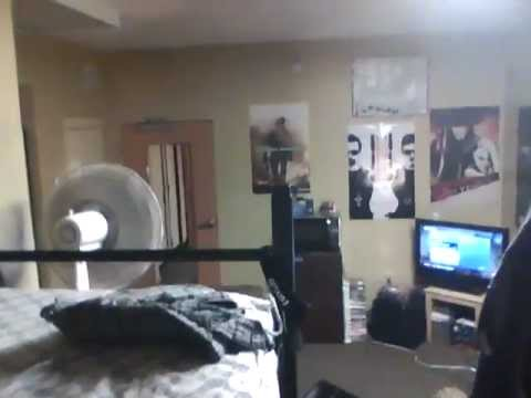 Missouri State University Dorm Rooms