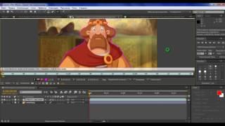вырезаем персонажа из видео  на хромакей