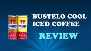 Bustelo cool coffee drink review - I Review Crap!