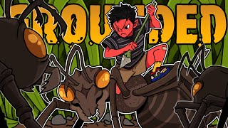 WE MUST PROTECT THE BASE! | Grounded (w/ H2O Delirious, Squirrel, & Rilla)
