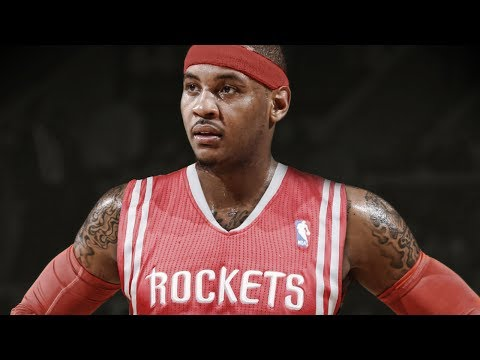 Carmelo Anthony LEAVING the Knicks to Join the Rockets?!?