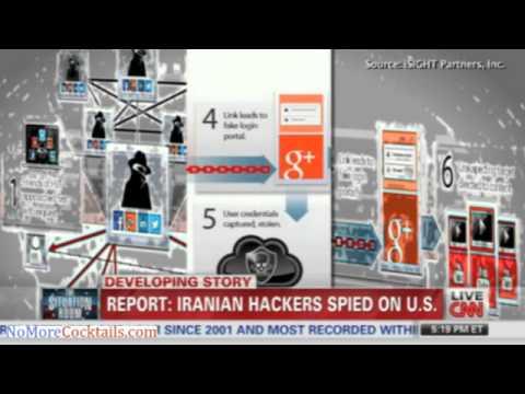 Hackers in Iran use social media & social engineering to spy on senior U.S. & Israeli officials