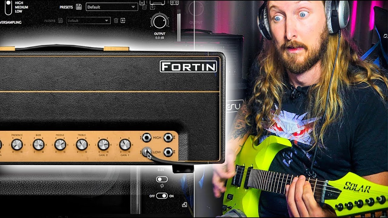 fortin nameless suite plugin free download