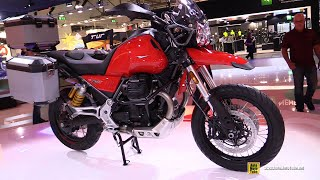 2019 Moto Guzzi V85 TT - Walkaround - Debut at 2018 EICMA Milan
