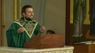 Father John Wachowicz's Homily for the 29th Sunday in Ordinary Time