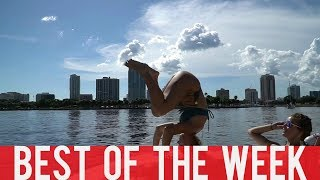 Girl Fails Handstand and other fails! || Best fails of the week! || September 2018!