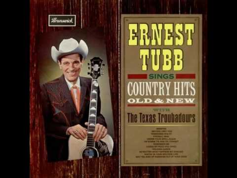 Ernest Tubb - Memphis, Tennessee (1966)