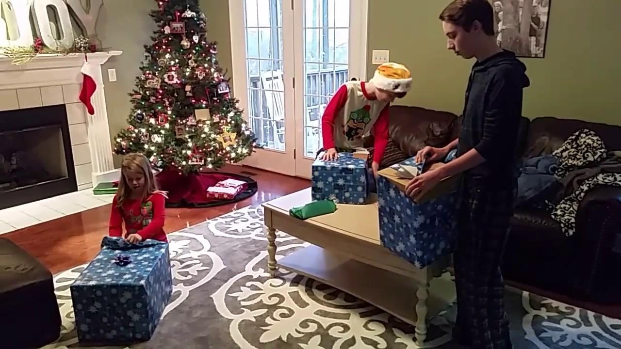 Disney Cruise Christmas Present Reveal
