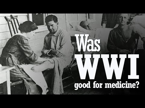 Was World War I good for medicine? (NATO Review)