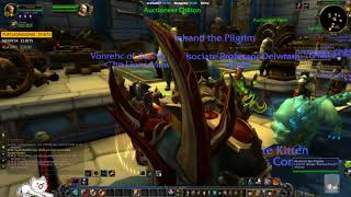 World of Warcraft [PC] Project 60 - First day after Patch 7.3.5! MoonGuard NA. ( ¬‿¬)