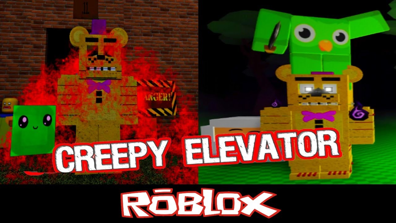 Creepy Elevator New Killer By Foxirocket2009 Roblox - killer elmo roblox