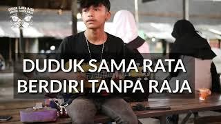 Download Mp3 Lagu Anak Punk  Duduk Bersama Rata Berdiri Tanpa Raja