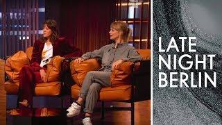 Jessica Schwarz & Heike Makatsch zu Gast   Late Night Berlin   ProSieben