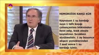 Hemeroid İçin Kür - DİYANET TV